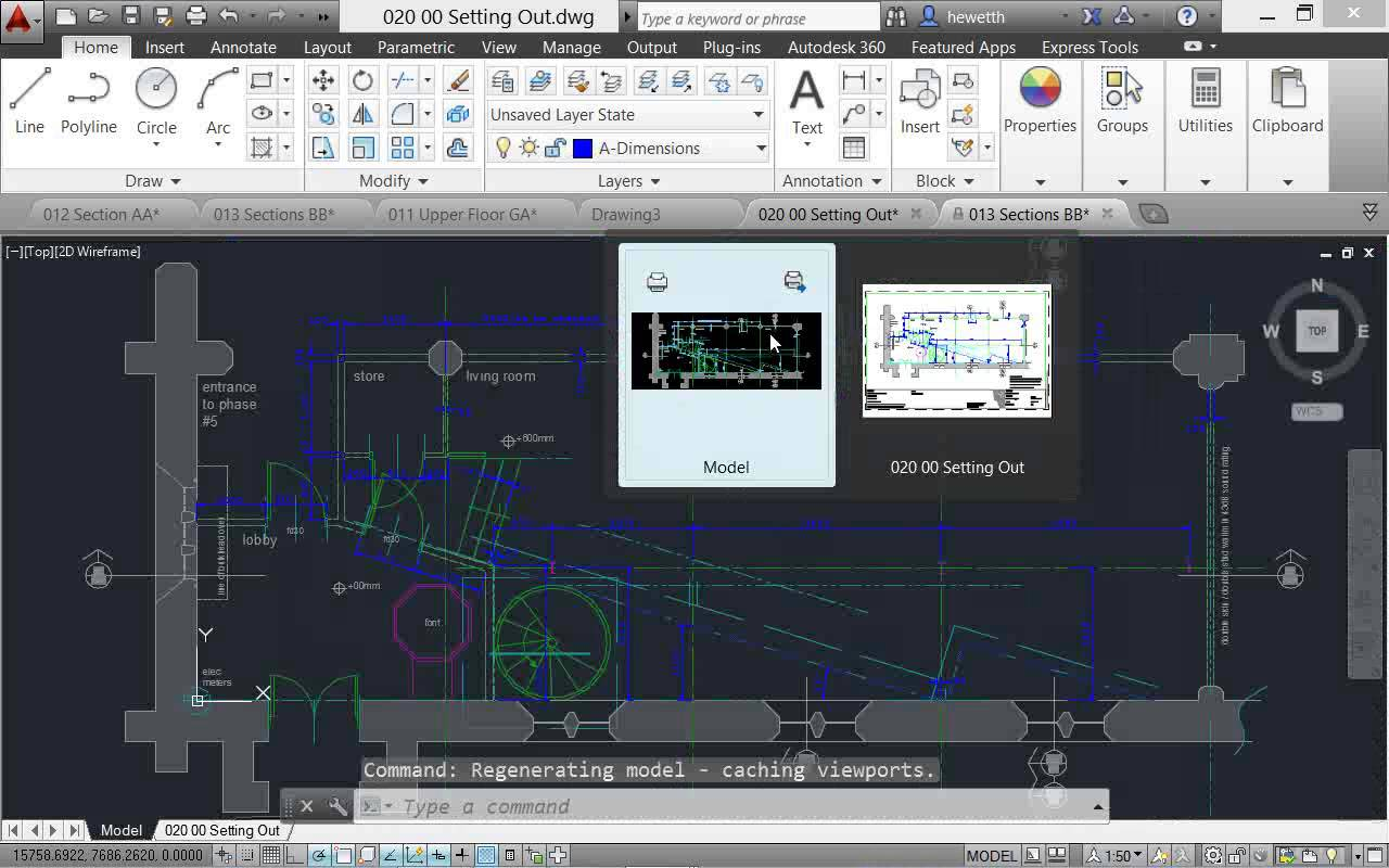 AutoCad 14 Tutorials (3)