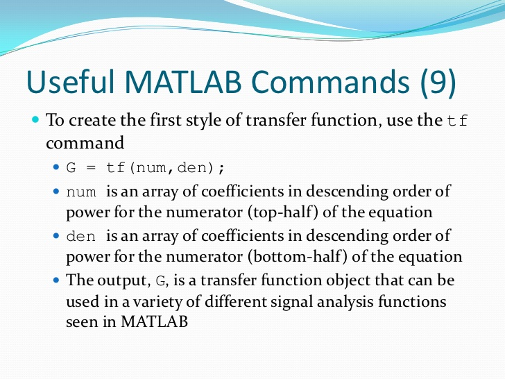 Matlab Commands & function (english) www.ControlMakers (2)