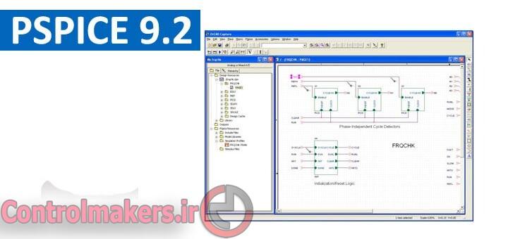 PSpice v9.2 Moghadamati www.ControlMakers (1)