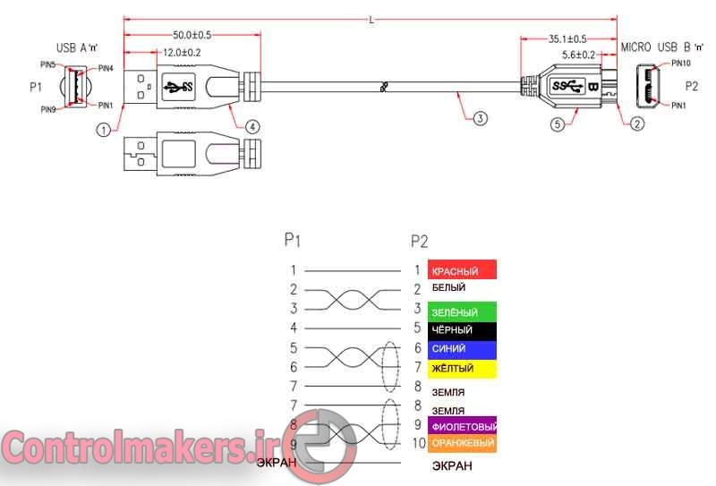 USB electrobot www.ControlMakers (4)