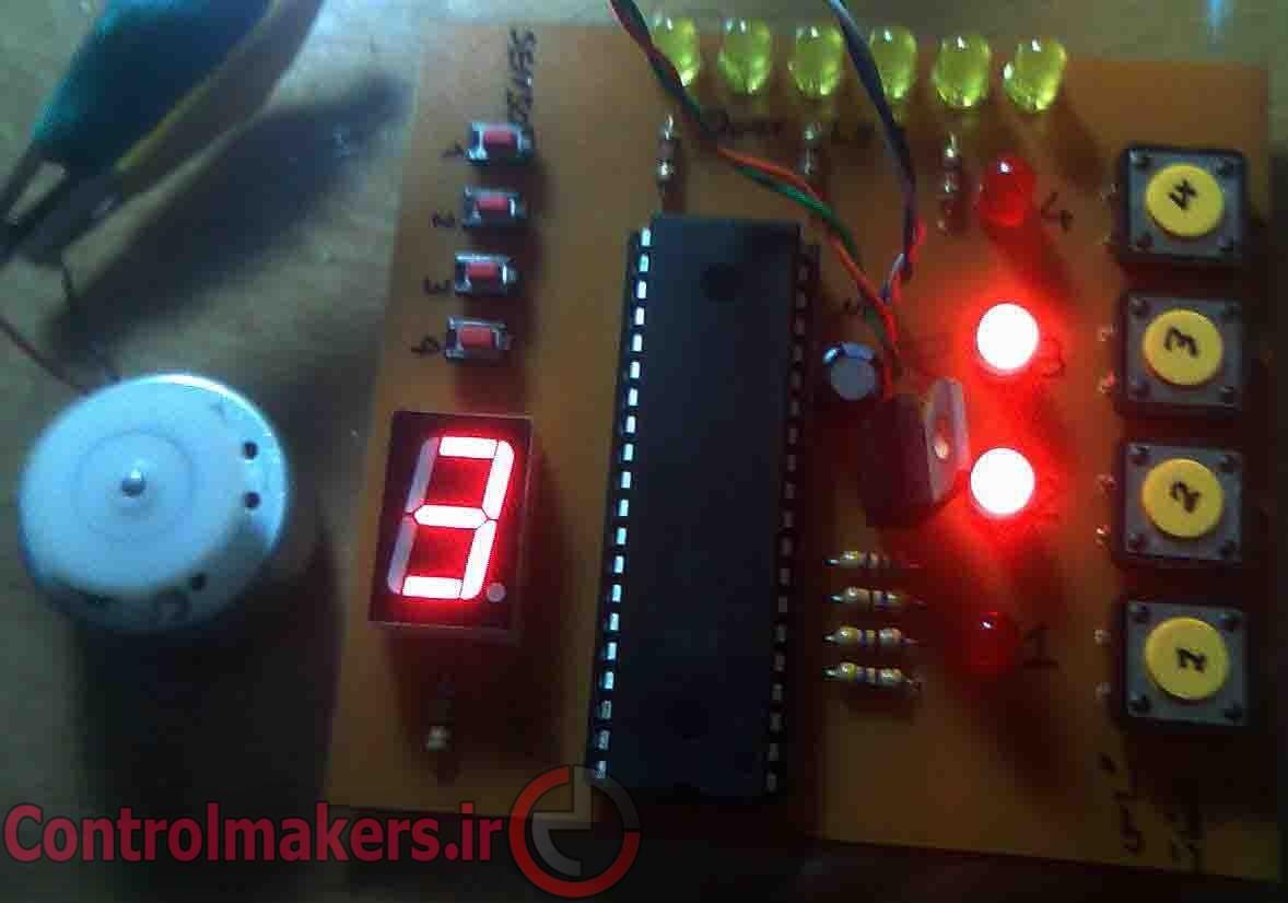 Shabihsaz Asansor ControlMakers (2)