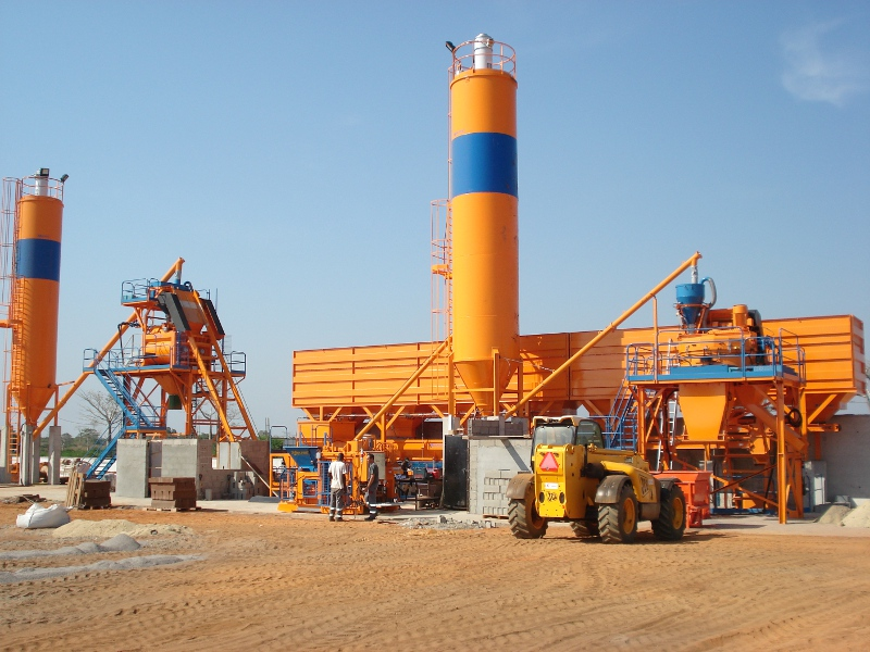 Cement Batch Plant : طرز کار دستگاه بچینگ بتن ساز کنترل میکرز
