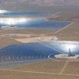 یکی از نیروگاه های خورشیدی چین