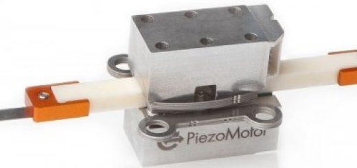 موتور پیزوالکتریکی