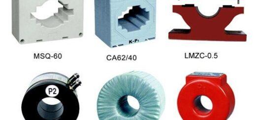 ترانس های اندازه گیری جریان و ولتاژ (CT & PT)