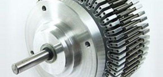 موتور الکترواستاتیک