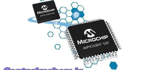 DSC های میکروچیپ - dsPIC