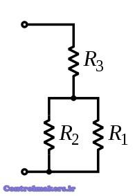 اتصال ترکیبی مقاومت ها