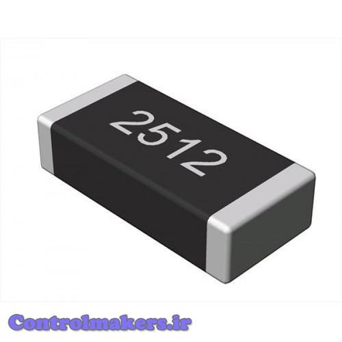 مقاومت های نصب سطحی SMD