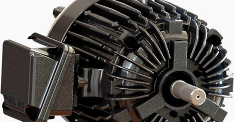 طراحی و نقشه های صنعتی برای راه اندازی موتورهای الکتریکی صنعتی 1