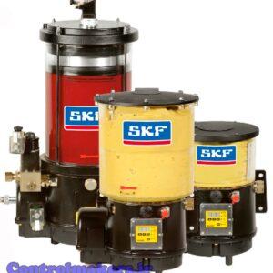 گریس پمپ برقی SKF
