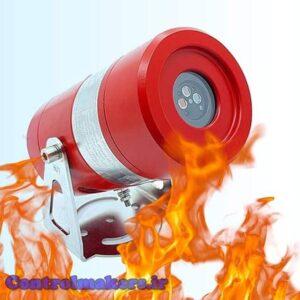 سیستم های پایش گاز و آتش